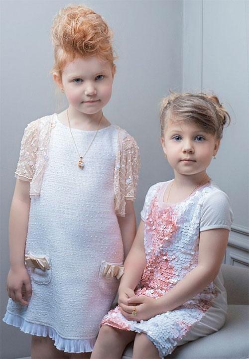 Стрижки и прически для девочек