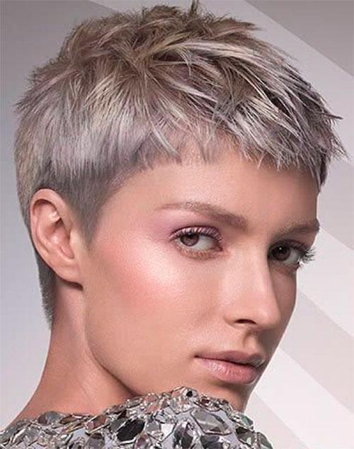 Женские прически короткие волосы