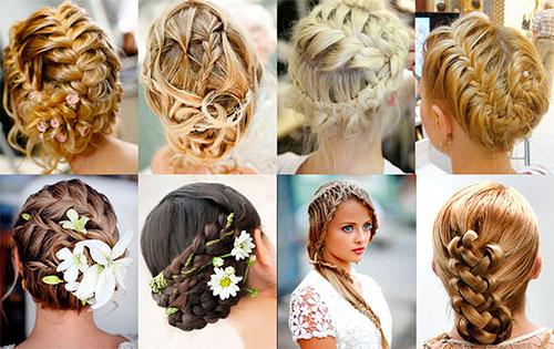 плетение для невест