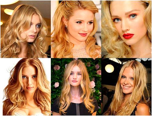 Модное женское окрашивание волос 2017
