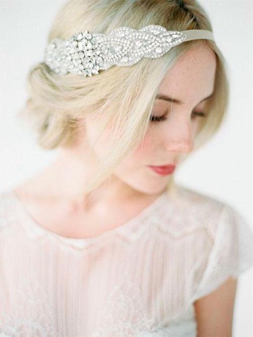 Прически и стрижки для невест